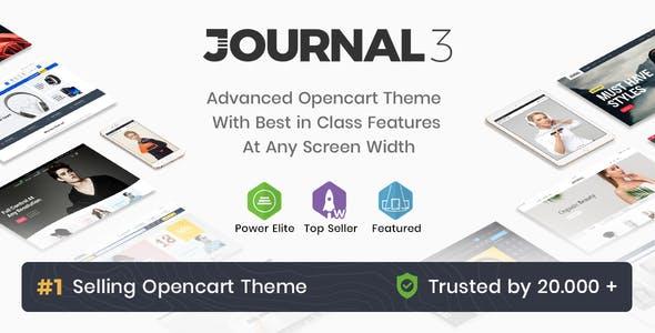Journal v3 0 37 - Advanced Opencart Theme