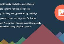 SEO Friendly Images Pro for WordPress v4.0.1