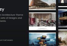 Brixey v1.6 - Responsive Architecture WordPress Theme