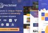 Ivy School v1.3.2 – Education, University & School Theme