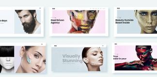 Adios Portfolio v3.0 - Portfolio WordPress