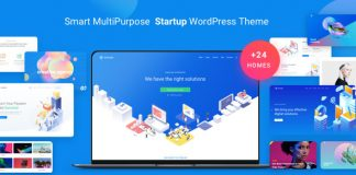 Atomlab v1.5.2 - Multi-Purpose Startup WordPress Theme
