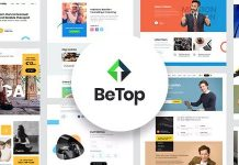 BeTop v1.0.6 - Coaching & Speaker WordPress Theme