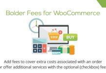 Bolder Fees for WooCommerce v1.5