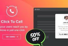 Click to Call v1.0.0 - Call Button plugin for WordPress