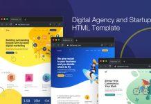 Digistart v1.0.0 - Digital Company HTML Template