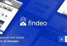 Findeo v1.2.42 - Real Estate WordPress Theme