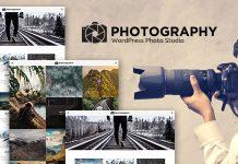 MT Photography v1.3 - Eye-catching, Unique Photo Theme