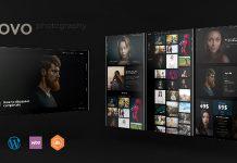 Novo v2.5.0 - Photography WordPress for Photography