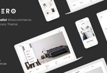 Unero v1.8.1 - Minimalist AJAX WooCommerce WordPress Theme