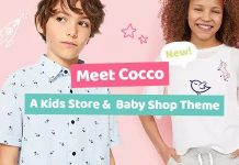 Cocco v1.4 - Kids Store and Baby Shop Theme