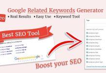 Google Related Keywords Generator v1.1.0 - WordPress SEO Keyword Planner & Tool