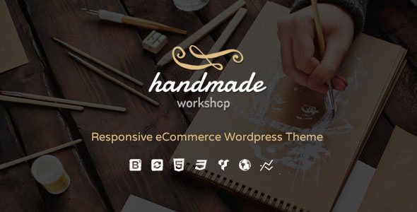 Handmade v4.8 - Shop WordPress WooCommerce Theme