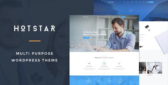 HotStar v1.4 - Multi-Purpose Business Theme