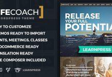 Life Coach v2.2.5 - WordPress Theme