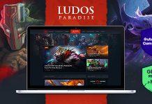 Ludos Paradise v2.0.2 - Gaming Blog & Clan WordPress Theme