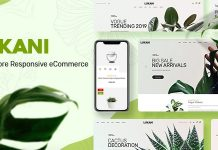 Lukani v1.0 - Plant Store Theme for WooCommerce WordPress