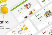 Safira v1.0 - Food & Organic Responsive Prestashop Theme