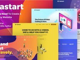 Vastart v1.2.14 - Digital Company & Startup WordPress Theme