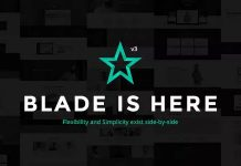 Blade v3.1.3 - Responsive Multi-Functional Theme