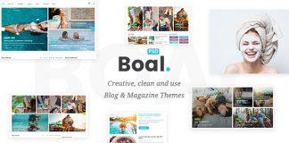 Boal v2.0.0 - Newspaper Magazine News WordPress Theme