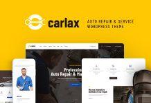 Carlax v1.0.2 - Car Parts Store & Auto Service Theme