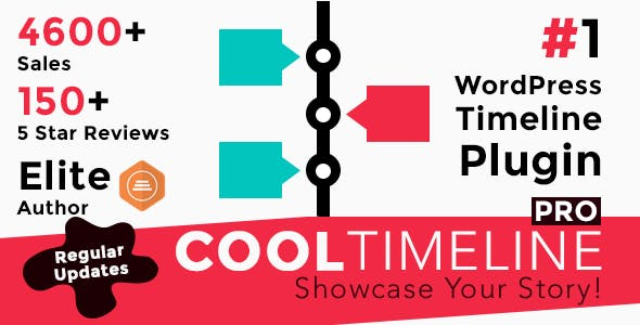 Cool Timeline Pro v3.2 - WordPress Timeline Plugin
