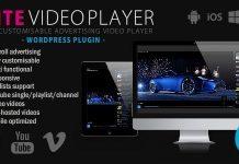 Elite Video Player v4.8 - WordPress Plugin
