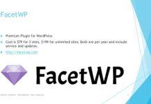 FacetWP v3.4.4 - Better Filtering for WordPress