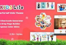 Kids Life v3.1 - Children School Theme