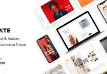 Konte v1.6.0 - Minimal & Modern WooCommerce Theme