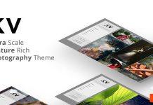 Kreativa v4.3 - Photography Theme for WordPress
