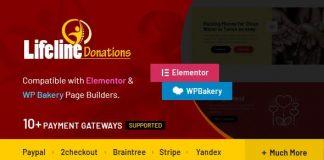 Lifeline Donations v1.3.1 - Multidimensional WordPress Donations Plugin