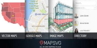MapSVG v5.10.0 - the last WordPress map plugin you'll ever need