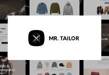 Mr. Tailor v2.9.10 - Responsive WooCommerce Theme
