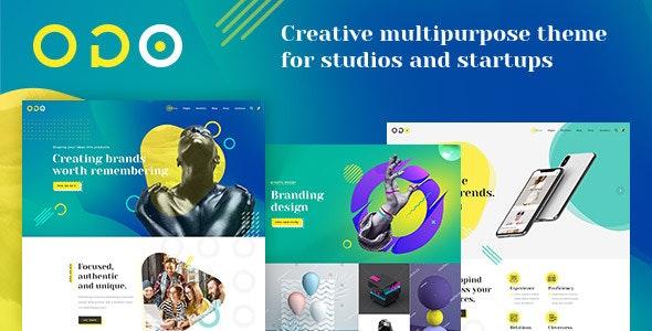 OGO v1.0.0 - Creative Multipurpose WordPress Theme