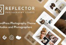 Reflector v1.0.9 - Photography Theme