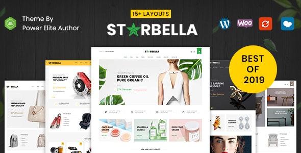 StarBella v1.0 - Multipurpose WooCommerce Theme