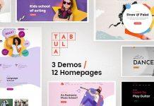 Tabula v1.0.1 - Art, Music & Language School