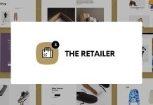 The Retailer v3.1.2 - Responsive WordPress Theme