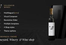 Villenoir v4.7 - Vineyard, Winery & Wine Shop