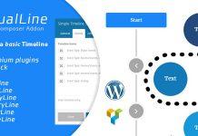 Visual Line v2.0.7 - WordPress Timeline Plugin