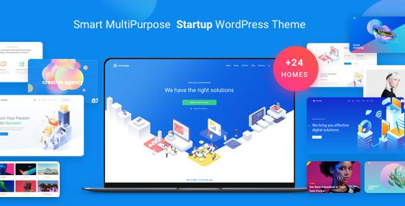 Atomlab v1.5.3 - Multi-Purpose Startup WordPress Theme