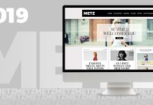Metz v7.0 - A Fashioned Editorial Magazine Theme