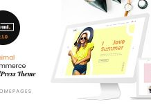 Nemi v2.1.1 - Multi Store Responsive WordPress Theme