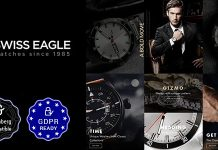Swiss Eagle v1.6 - WooCommerce Shop