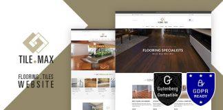 Tilemax v1.8 - Flooring, Tiling & Paving WP Theme