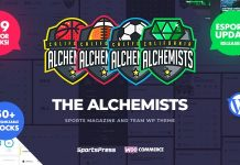Alchemists v4.0.2 - Sports, eSports & Gaming Club and News WordPress Theme