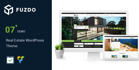 Fuzdo v2.0 - Real Estate WordPress Theme