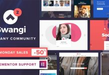 Gwangi v2.2.1 - PRO Multi-Purpose Membership, Social Network & BuddyPress Community Theme